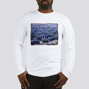 BlueBonnets Long Sleeve T-Shirt
