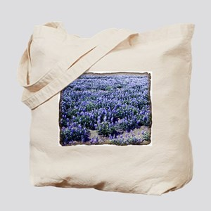BlueBonnets Tote Bag