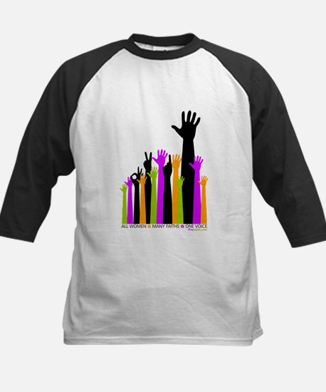 Hands: Kids Baseball Jersey