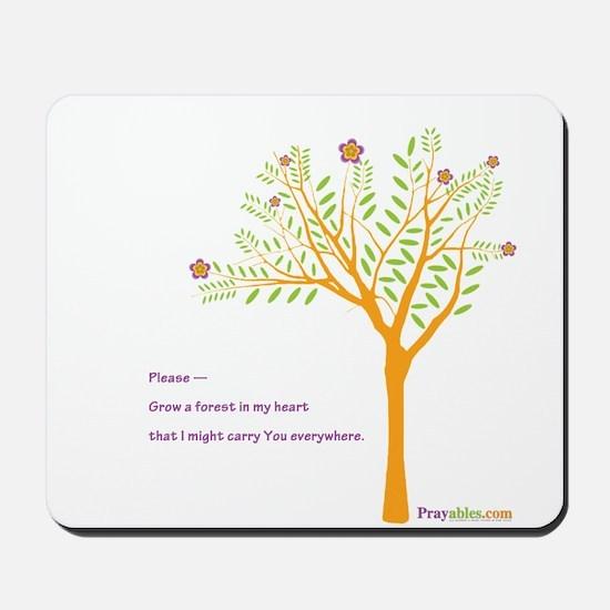 Tree: Mousepad