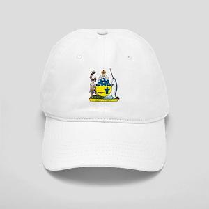 Nunavut Coat of Arms Cap