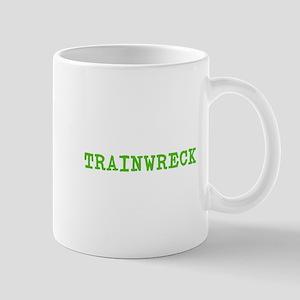 Trainwreck Mugs
