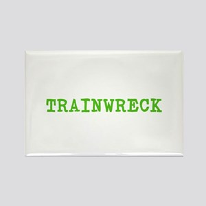 Trainwreck Magnets