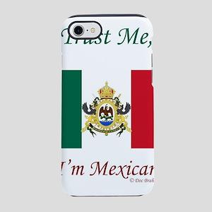 Mexican Flag iPhone 7 Tough Case