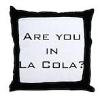 La Cola Pillow