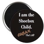Shoebox Child Magnet