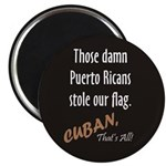 Stolen Flag Magnet