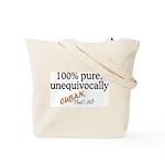 I Am What I Am Tote Bag