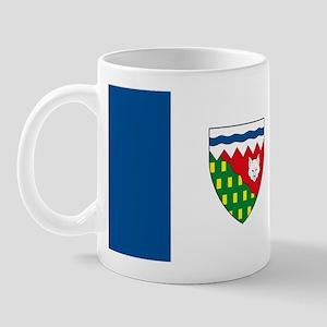 Northwest Territory Flag Mug