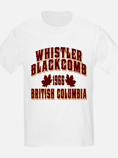 Whistler Old Style Crimson T-Shirt