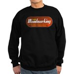 Family Woodworking Sweatshirt (dark)