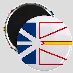 """Newfoundland Flag 2.25"""" Magnet (10 pack)"""