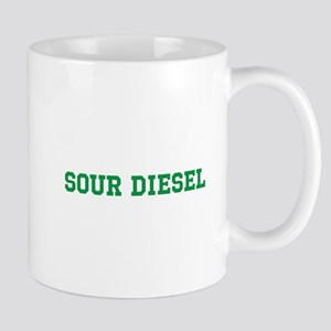 Sour Diesel Mugs