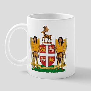 Newfoundland Coat of Arms Mug