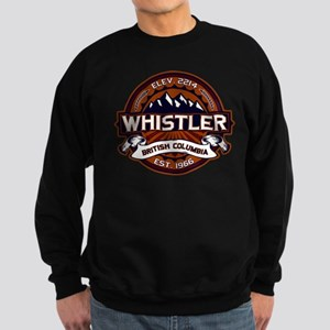 Whistler Vibrant Sweatshirt (dark)