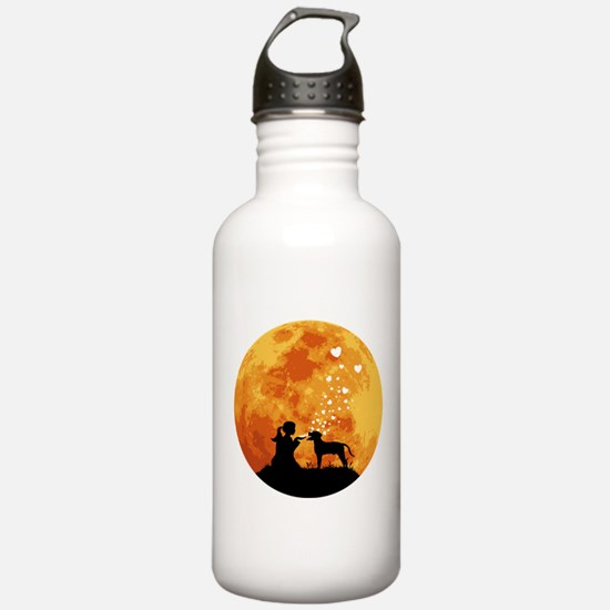 Blackmouth Cur Sports Water Bottle