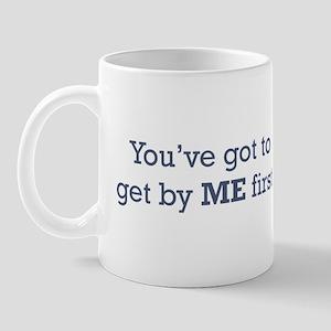 Get by me First Mug