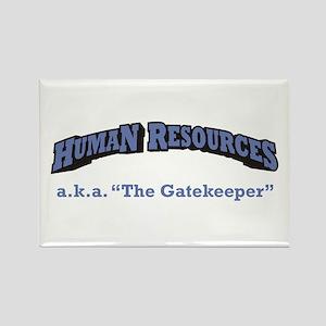HR / Gatekeeper Rectangle Magnet