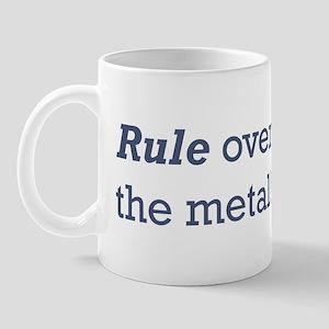 Machinist / Metal Mug