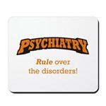 Psychiatry / Disorders Mousepad