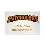 Psychology / Disorders Rectangle Magnet (10 pack)