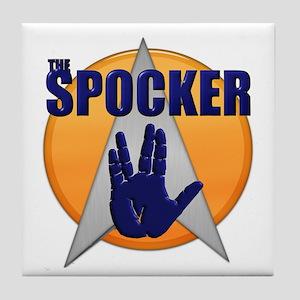 The Spocker Tile Coaster