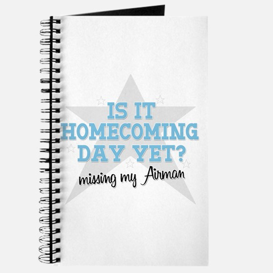 Is it Homecoming day yet? - M Journal