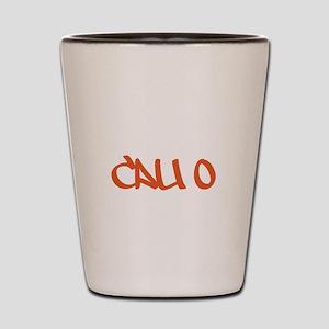 Cali O Shot Glass