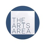 "The Arts Area 3.5"" Button"