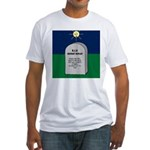 RIP Instant Replay Fitted T-Shirt