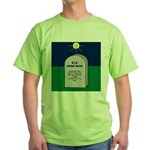 RIP Instant Replay Green T-Shirt