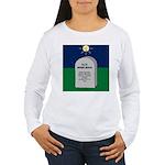 RIP Instant Replay Women's Long Sleeve T-Shirt