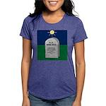 RIP Instant Replay Womens Tri-blend T-Shirt