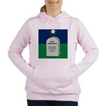 RIP Instant Replay Women's Hooded Sweatshirt