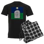 RIP Instant Replay Men's Dark Pajamas