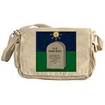 RIP Instant Replay Messenger Bag