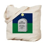 RIP Instant Replay Tote Bag