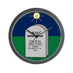 RIP Instant Replay Wall Clock