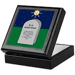 RIP Instant Replay Keepsake Box