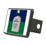 RIP Instant Replay Rectangular Hitch Cover