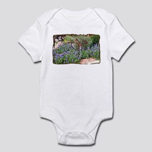 Texas Spring Infant Creeper