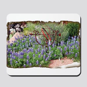 Texas Spring Mousepad