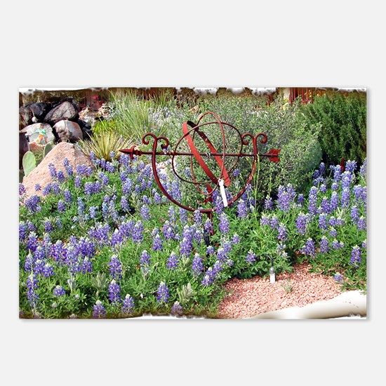 Texas Spring Postcards (Package of 8)