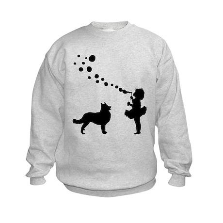 Belgian Tervuren Kids Sweatshirt