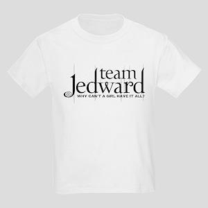 Team Jedward Kids Light T-Shirt