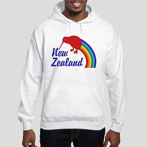 New Zealand Hooded Sweatshirt