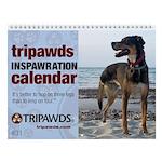 Tripawds Wall Calendar #31 - New For 2020