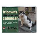Tripawds Wall Calendar #32 - New For 2020