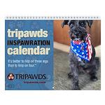 Tripawds Wall Calendar #33 - New For 2020