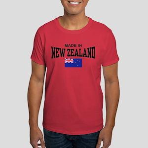 Made In New Zealand Dark T-Shirt